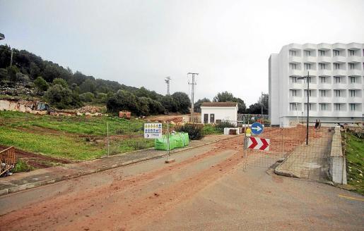 Instantánea de Cala Morell que compite en la categoría de Balears.