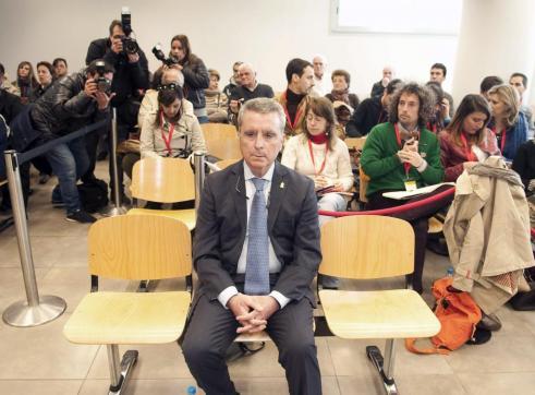 El secretario de Estado de Economía, Fernando Jiménez Latorre, durante la rueda de prensa que ha ofrecido  para analizar los datos de Contabilidad Nacional correspondientes al segundo trimestre del año