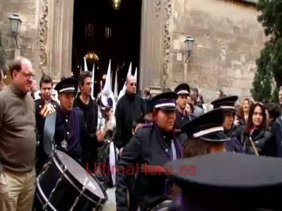 Menorca Alaior Calan Porter Joaquin Ferrer pregonero de las fiestas
