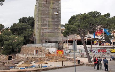 Menorca Sant Lluis restaurante Sa Pedrera des Pujol encuentro homenaj
