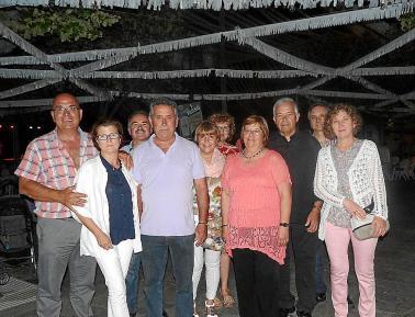 """Fotografía facilitada por la Guardia Civil, del ferry """"Sorrento"""", que se encuentra a 20 millas de Mallorca, cuyo incendio está p"""