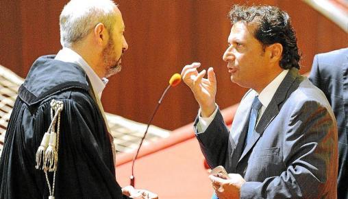 Pau Gasol atendiendo a los medios en una imagen de archivo