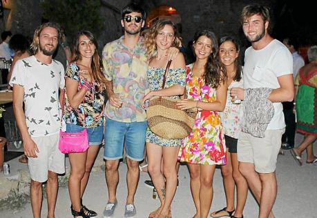 Menorca Es Castell fiestas Sant Jaume banda cablos completas Banda