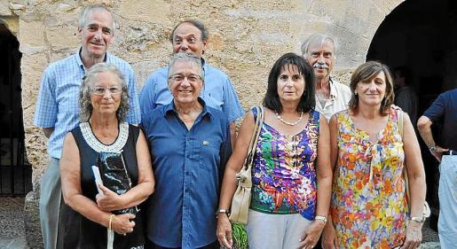 En Jaume i na Roser, els veïns de més altura des Castell