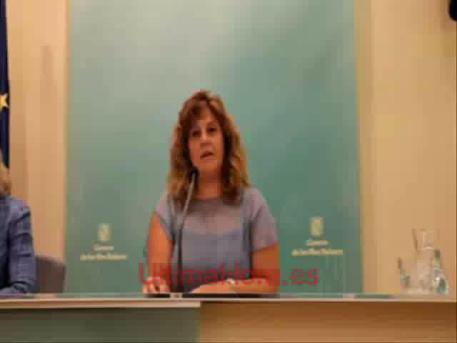 La ministra Isabel García Tejerina se ha reunido en Madrid con el conseller Vicenç Vidal