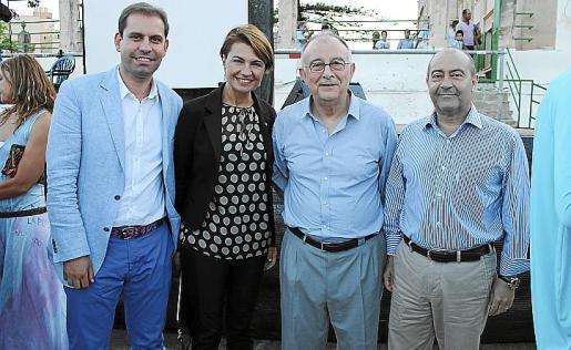 Agencia de viajes del turismo del Imserso durante la campaña anterior.