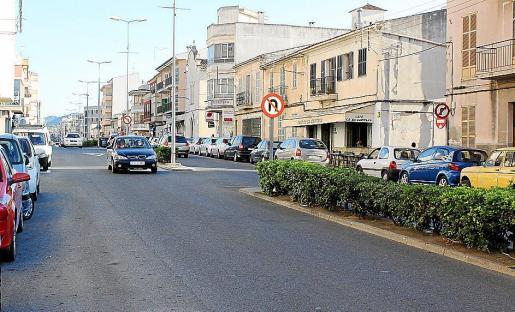 La pista de karts del Castillo Menorca fue el escencario del accidente que sufrió la mujer