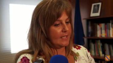 El diputado del Grupo Parlamentario Popular, Alvaro Gijón, durante una rueda de prensa.