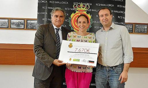 Secuencia del partido que anoche enfrentó al Extremadura Arroyo y al Avarca de Menorca