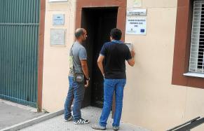 Foto sin fecha facilitada por el Ministerio del Interior francés del tercer terrorista del Stade de France