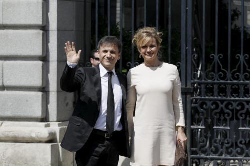Ramón Orfila, alcalde de Es Mercadal.-Archivo