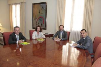 Antich y Zapatero. Los dos presidentes volverán a encontrarse, esta vez para hablar de financiación