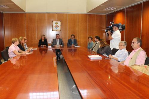 Cadetes. At. Villacarlos y CD Menorca se enfrentaron en Maó-Javier