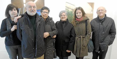 Satisfecho. El actual presidente del Boscos, Víctor Taltavull, está entusiasmado con el aniversario-paco sturla