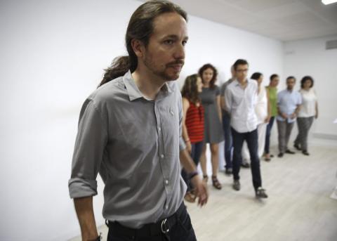 El fiscal Pedro Horrach, ayer ante el domicilio de Avel·lí Casasnovas