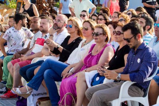Imagen del stand de Menorca en Fitur