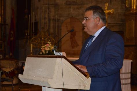 Pablo Iglesias en rueda de prensa tras su encuentro con el Rey