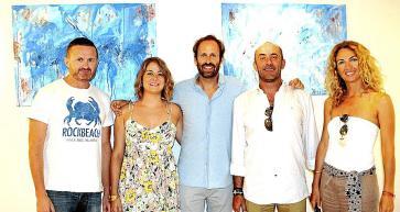 La defensa de Álex Suárez dificulta la progresión del pívot azulgrana Samardo Samuels