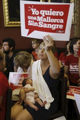 Menorca Sant Lluis Ayuntamiento roda prensa sobre ajuts economics