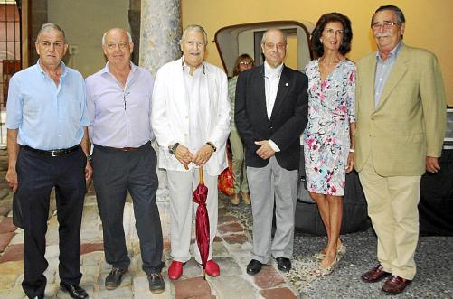 Amics de s'Òpera, presidit per Joaquim Comas, informà els socis del programa d'enguanyla opera