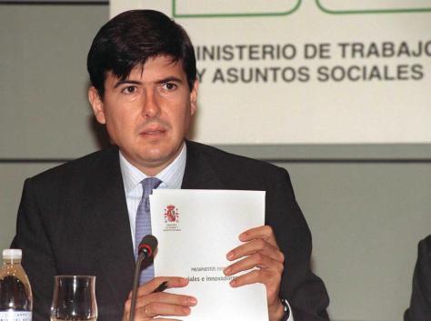 Alberto Jarabo, en una imagen de archivo.