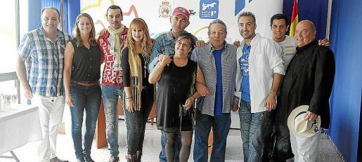 Los jugadores del Real Madrid celebran el triunfo