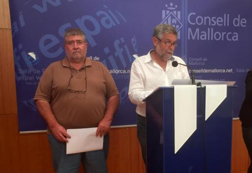 Vicenç Vidal puso un currículum cuando accedió a la Conselleria en el que dejaba constancia de su paso por la consultora Gram