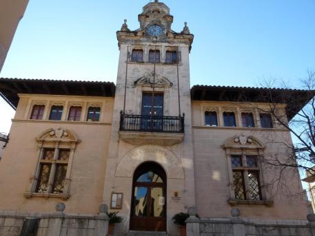 Menorca Mao Elecciones Generales Colegios Electorales candidatos