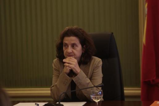 El fiscal del caso Nóos, Pedro Horrach, atiende a los medios de comunicación