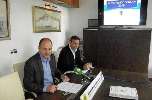 El delantero de Es Mercadal procede de la SD Compostela.