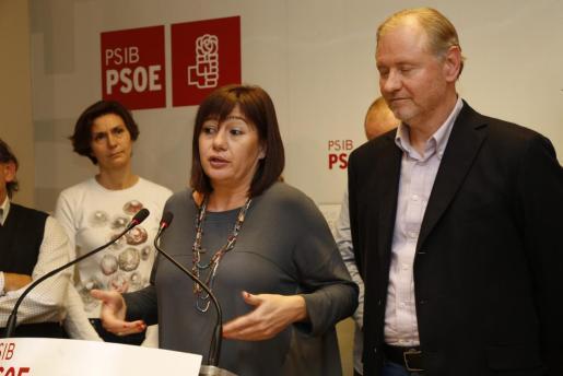 Vicenç Tur, secretario general de los socialistas menorquines