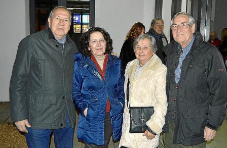 Sofía Hernanz y Pere Joan Pons