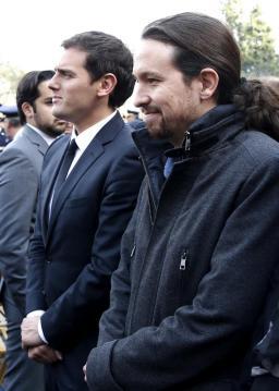 Los ciudadanos, convocados por asociaciones de consumidores, han llevado a cabo numerosas movilizaciones en contra de las cláusulas suelo fijadas por las entidades financieras. En la imagen, una protesta organizada por Adicae en Palma.
