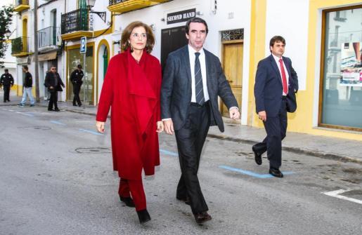 El jinete de Alaior Antoni Seguí a lomos de Blade YCR
