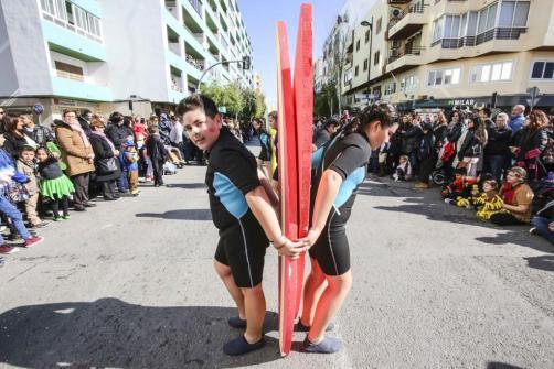 Menorca Mao editorial Menorca cena Sant Antoni premios Protagonistas