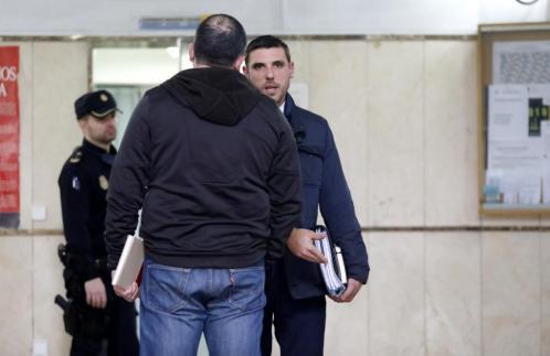 Los dos condenados, en la vista previa del 7 de diciembre