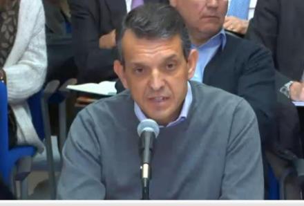 Josep Gaya y Marc Alavoine son los promotores del hotel de interior de Dalt ses Penyes de Alaior