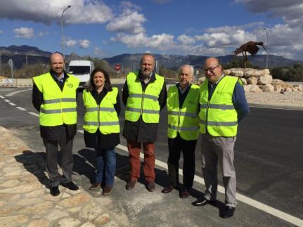 El grupo disfrutó de los monumentos y de la buena gastronomía de Extremadura.
