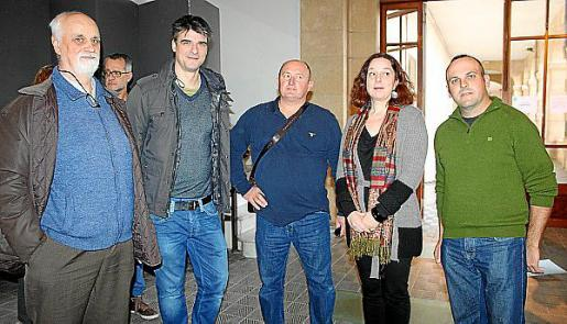 El conseller Vicenç Vidal se reunió este martes con la ministra Tejerina.