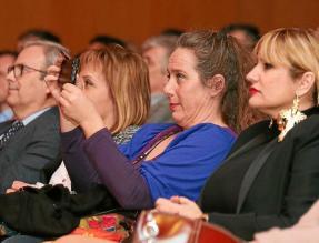 Foto de archivo de la tuitera Cassandra, durante el juicio por enaltecimiento del terrorismo.