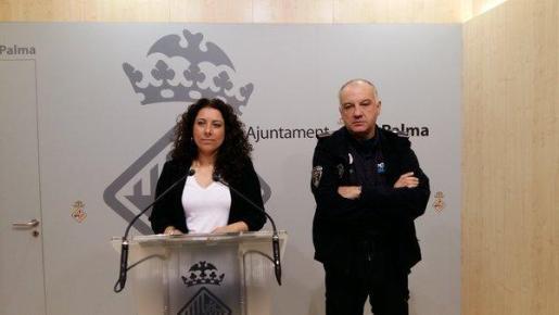 Silvia Montero, Amor Llopis y Gonzalo Chillón promueven la delegación insular de Chrysallis.