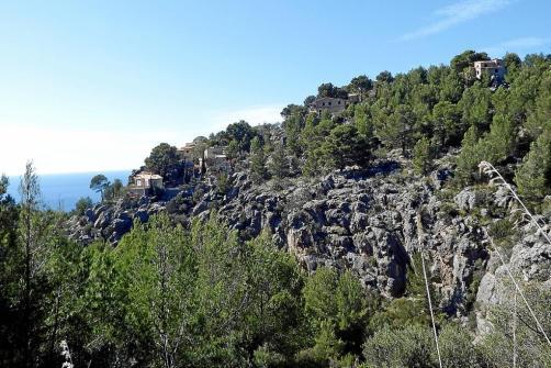 Menorca ciutadella carretera general zona cruce el Pilar obras amplic