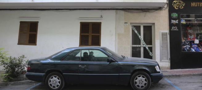 Ángel de Matías, en una imagen de diciembre de 2010, en la que acude a declarar al Juzgado.