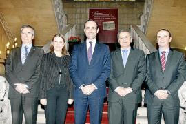 Anticorrupción pide 41 años de cárcel para los siete acusados en el 'caso Bitácora'