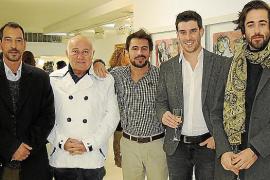Los directores expedientados, premiados por 'Menorca per la igualtat'