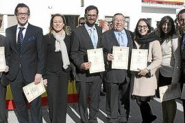 El Gobierno concede al Teatre Principal de Maó y a Joan Pons la Medalla de Oro en Bellas Artes