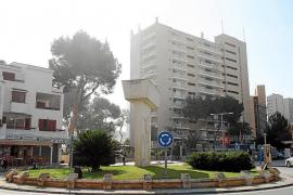 Los dos accesos al puerto de Ciutadella se hallan en obras