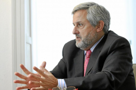 Antoni Camps: «La FAPMA es radical, catalanista y de extrema izquierda»