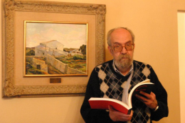 Josep Gornés pinta les carotes