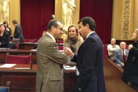 Bauzà: «Es obvio que debemos ganar por mayoría absoluta»